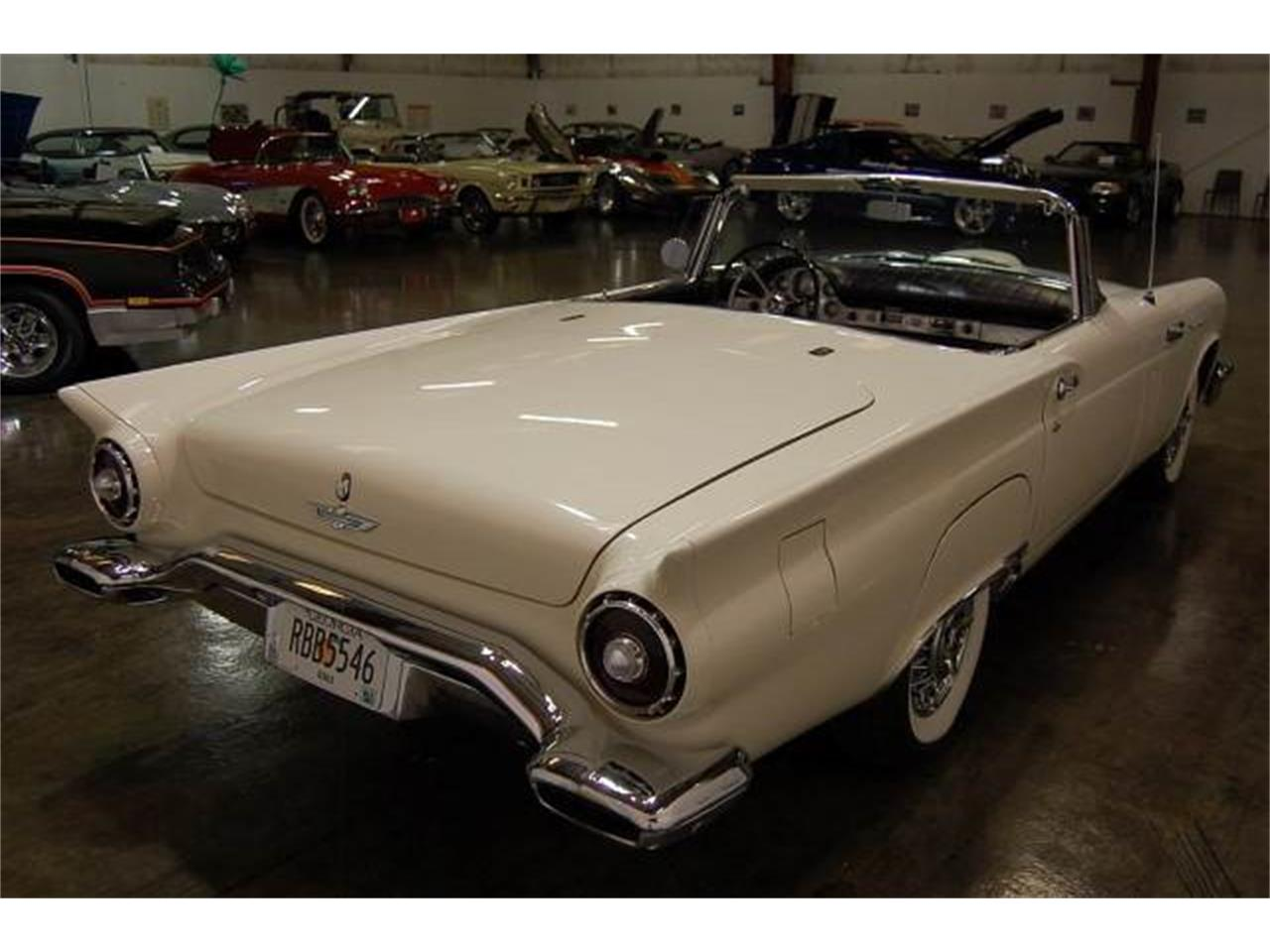 Large Picture of '57 Ford Thunderbird located in Georgia - $79,000.00 Offered by Classic AutoSmith - JU8G