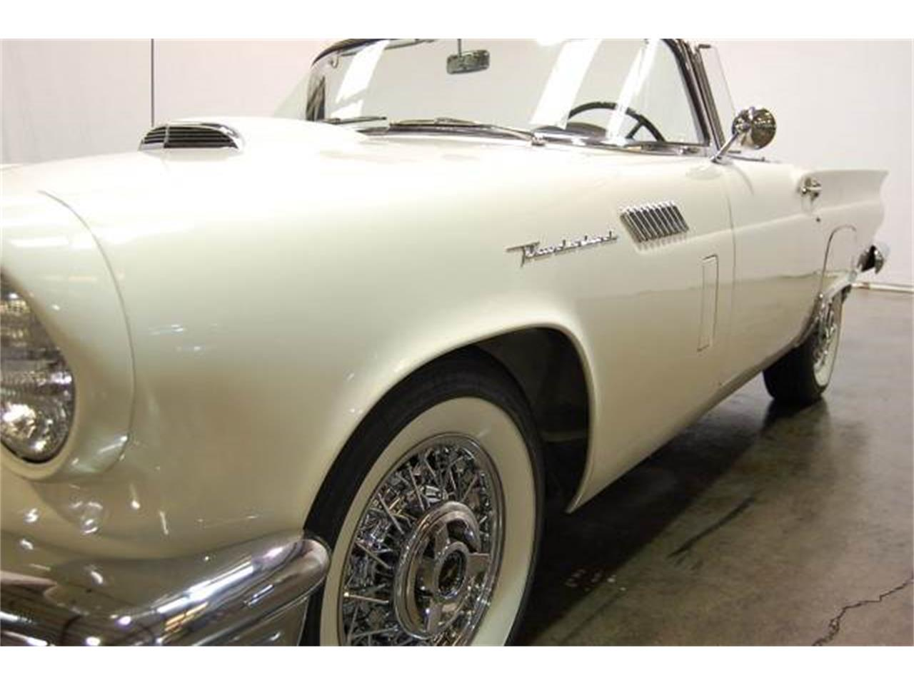 Large Picture of 1957 Ford Thunderbird located in Georgia - $79,000.00 Offered by Classic AutoSmith - JU8G