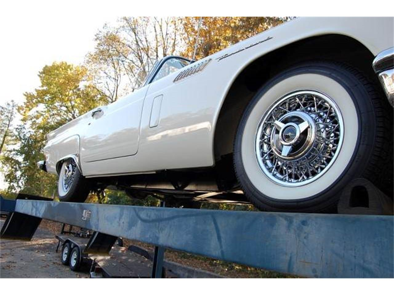 Large Picture of Classic '57 Thunderbird - $79,000.00 Offered by Classic AutoSmith - JU8G
