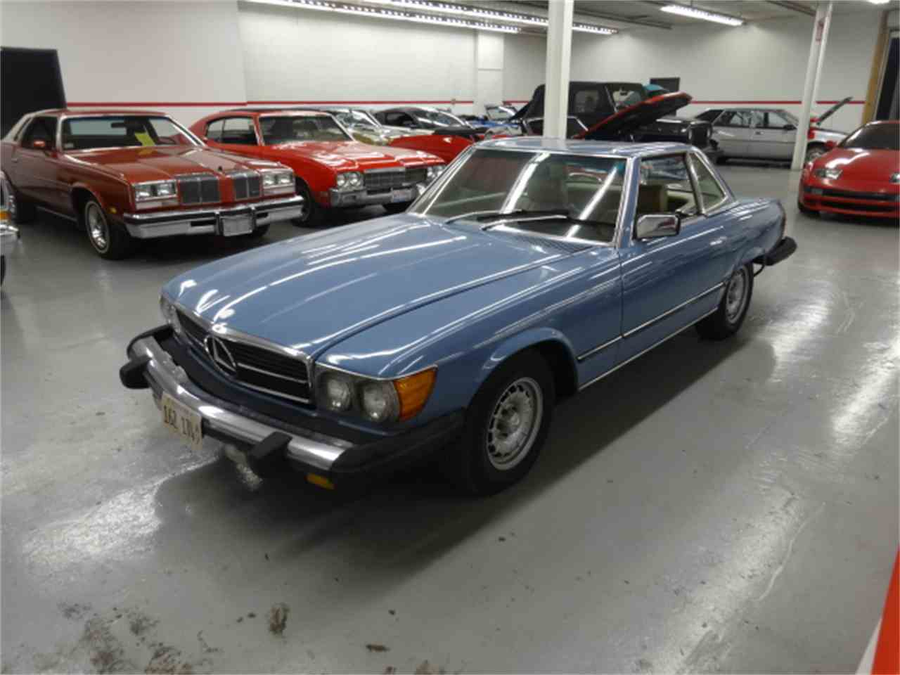 1981 Mercedes-Benz 380SL for Sale | ClassicCars.com | CC-920567