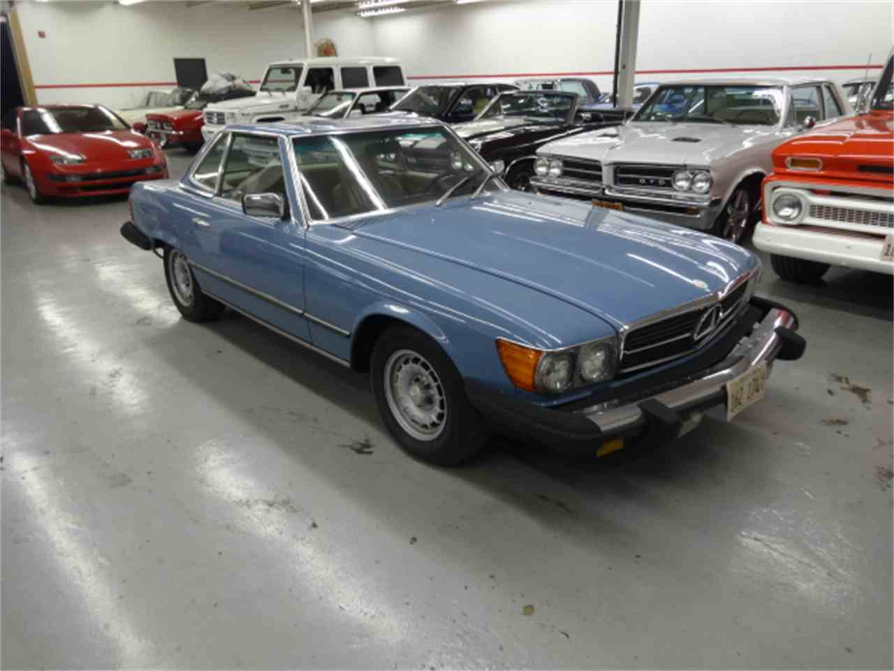 Large Picture of 1981 Mercedes-Benz 380SL - $10,900.00 - JQBB