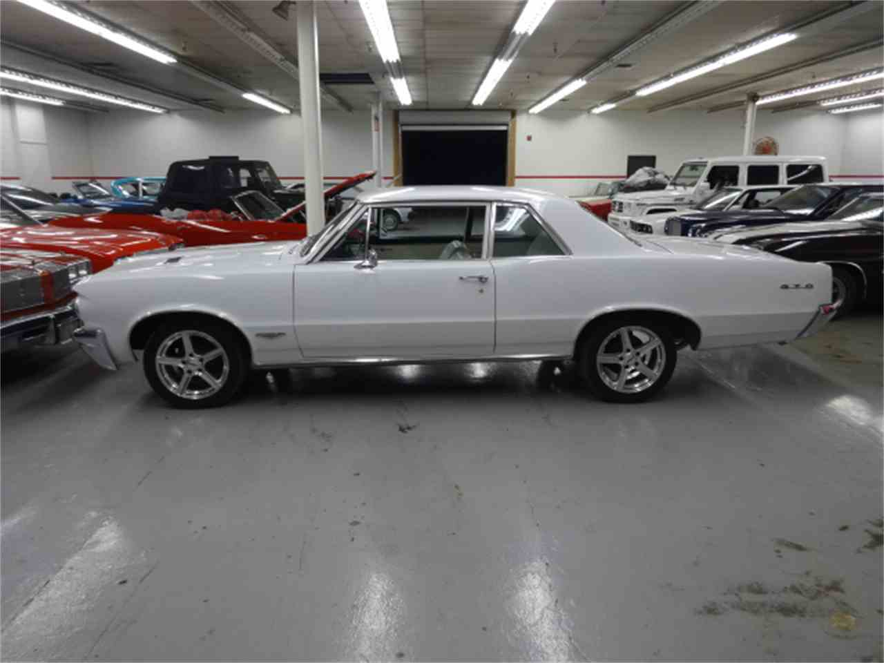 Large Picture of '64 GTO - JQBC