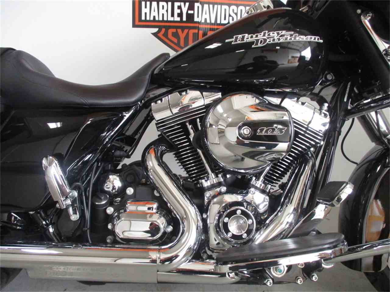 Large Picture of '16 FLHX - Street Glide® - JUAH