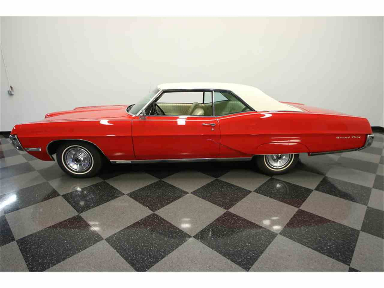 Large Picture of Classic '67 Grand Prix located in Florida - $24,995.00 Offered by Streetside Classics - Tampa - JUBA