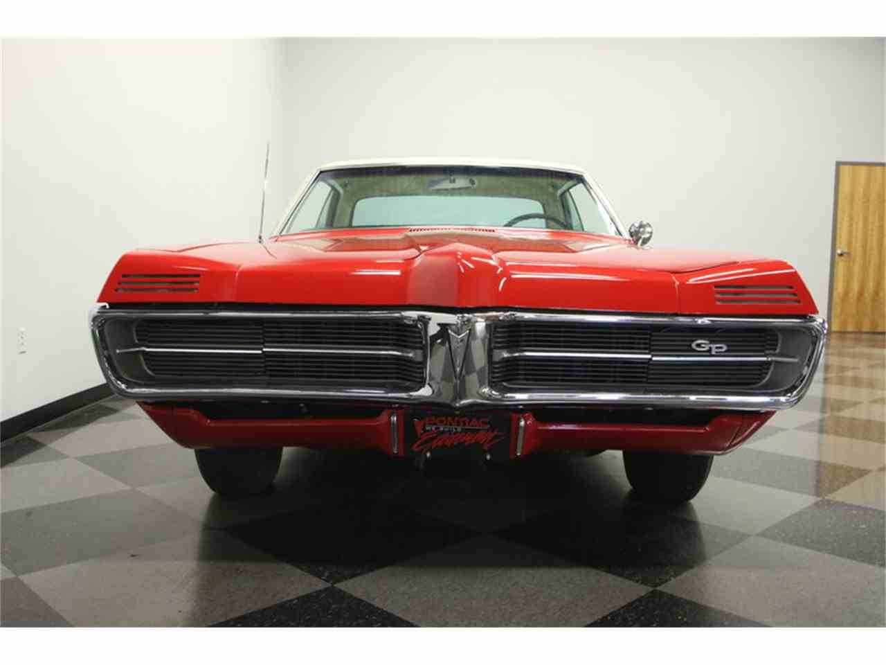 Large Picture of 1967 Pontiac Grand Prix located in Lutz Florida - JUBA