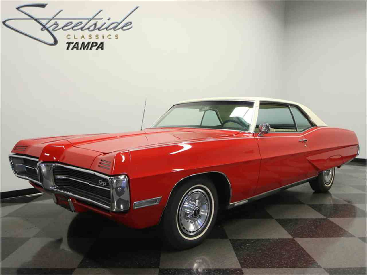 Large Picture of 1967 Pontiac Grand Prix located in Lutz Florida - $24,995.00 - JUBA