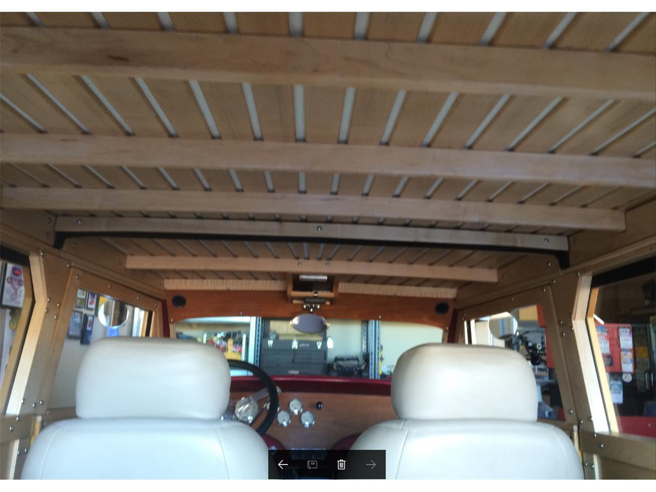 Large Picture of '33 Woody Wagon - JUBY