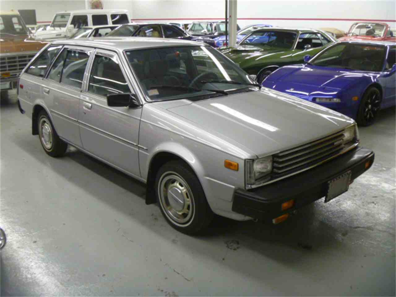 Large Picture of '83 Nissan Sentra wagon  - $3,900.00 Offered by Midwest Muscle Cars - JQBN