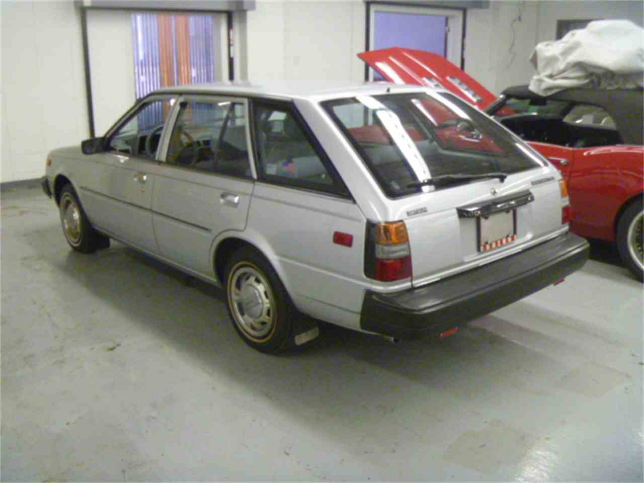 Large Picture of 1983 Nissan Sentra wagon  located in Illinois - JQBN
