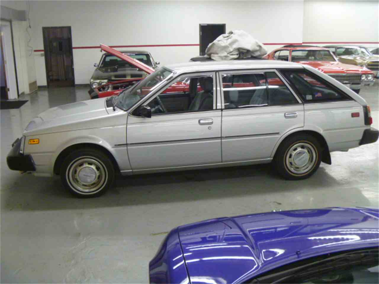 Large Picture of 1983 Sentra wagon  - JQBN