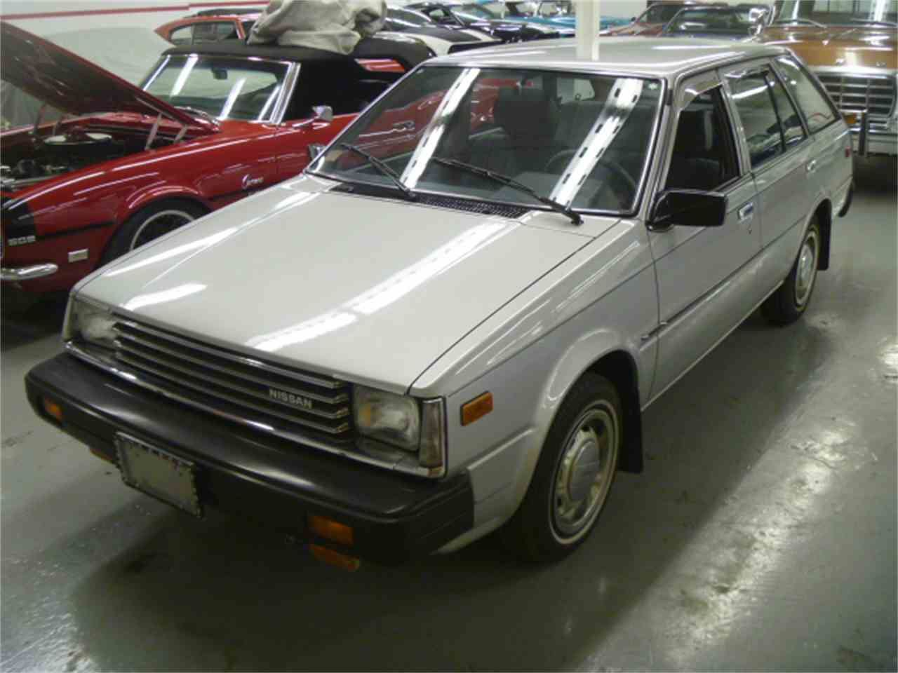 Large Picture of '83 Nissan Sentra wagon  located in Illinois - JQBN