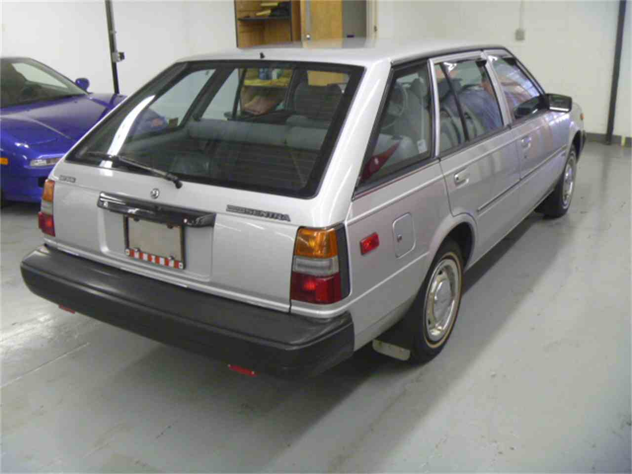 Large Picture of 1983 Sentra wagon  located in Lake Zurich Illinois - JQBN