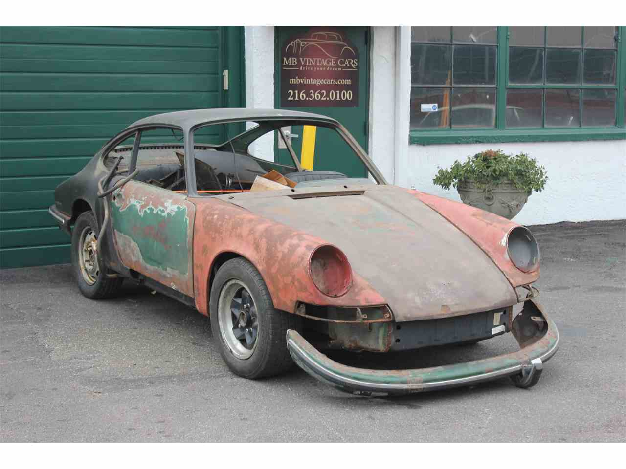 1966 Porsche 912 for Sale | ClicCars.com | CC-925791
