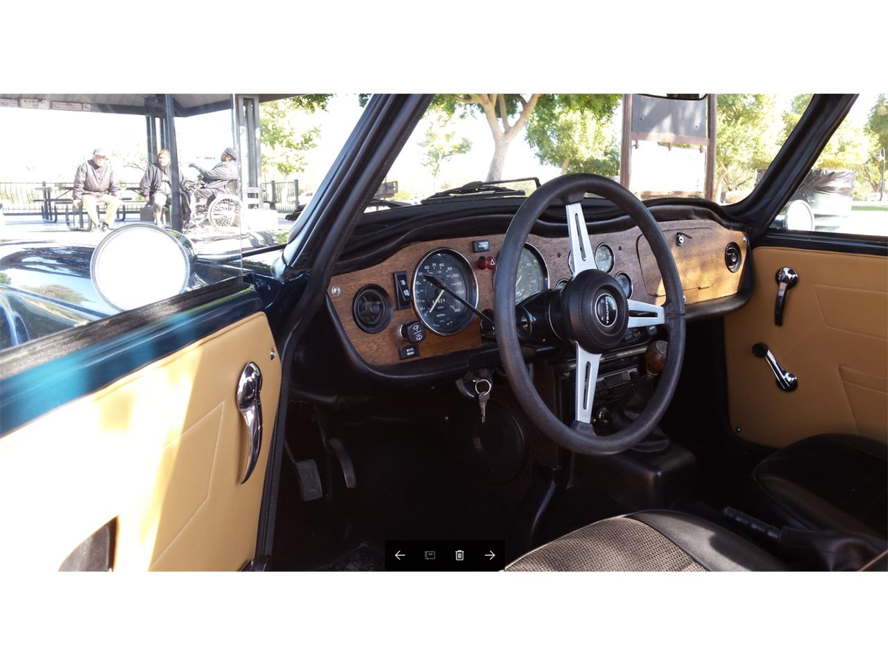 Large Picture of '74 TR6 Offered by a Private Seller - JUCJ