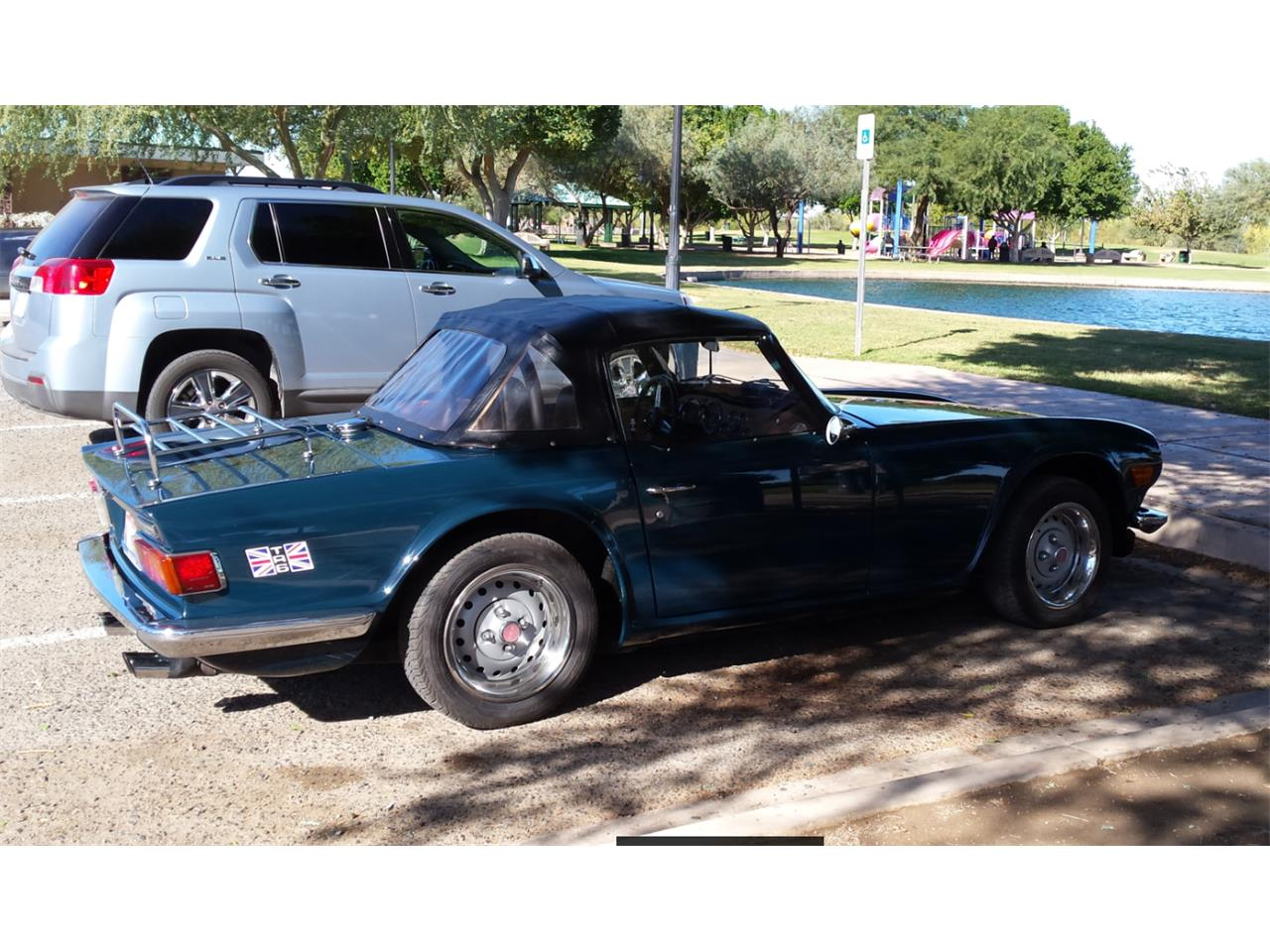 Large Picture of 1974 Triumph TR6 - $17,000.00 Offered by a Private Seller - JUCJ