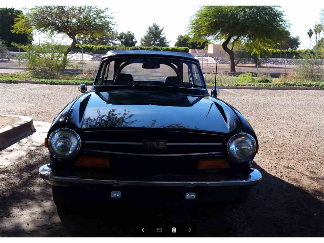 Large Picture of 1974 TR6 located in Yuma Arizona Offered by a Private Seller - JUCJ