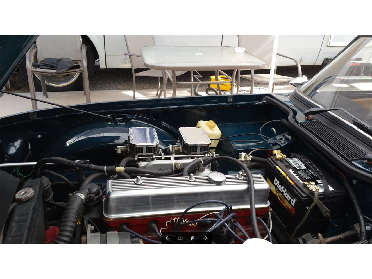Large Picture of 1974 Triumph TR6 located in Yuma Arizona Offered by a Private Seller - JUCJ