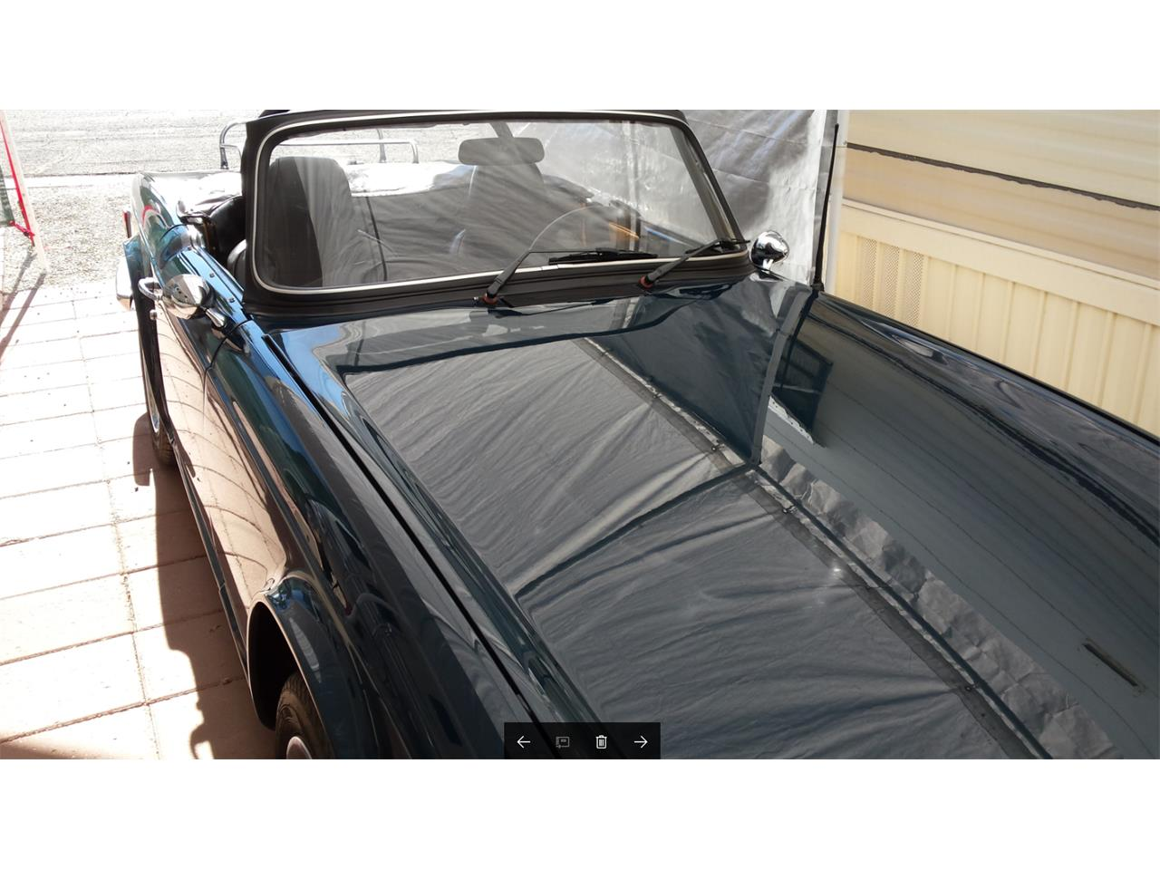 Large Picture of '74 TR6 located in Yuma Arizona - $17,000.00 - JUCJ