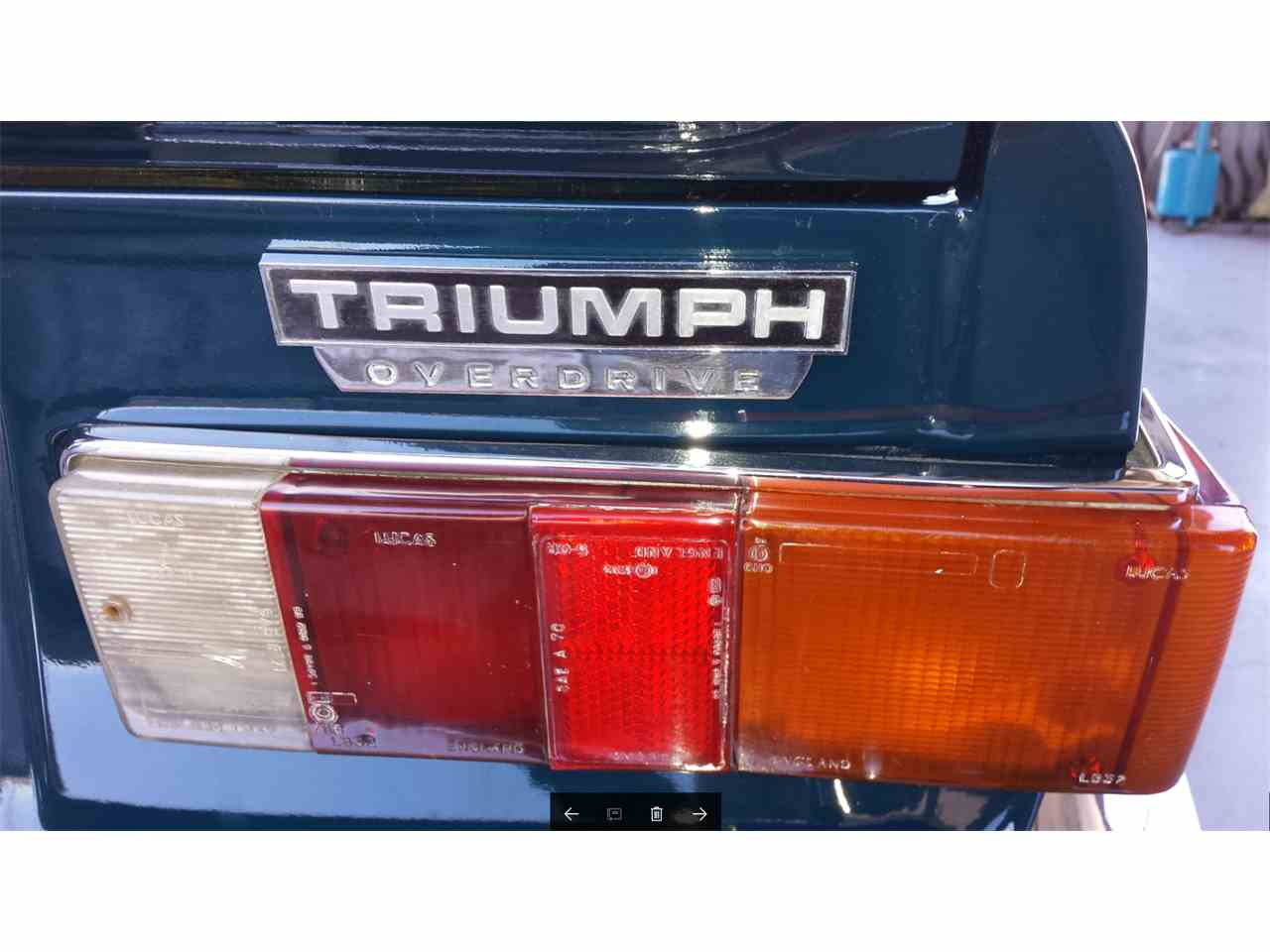 Large Picture of 1974 Triumph TR6 Offered by a Private Seller - JUCJ