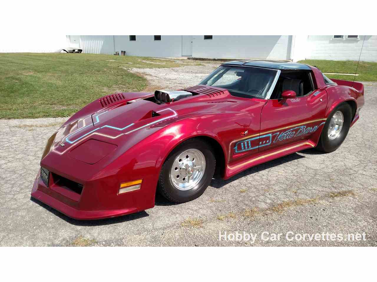 Large Picture of '75 Corvette - JUCM