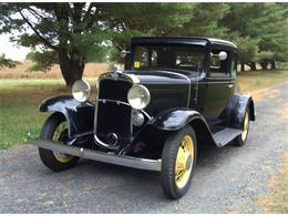Picture of '31 5-Window Coupe - JUCV