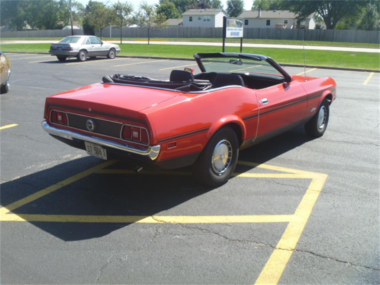 Large Picture of Classic '71 Ford Mustang - $19,900.00 - JQBS