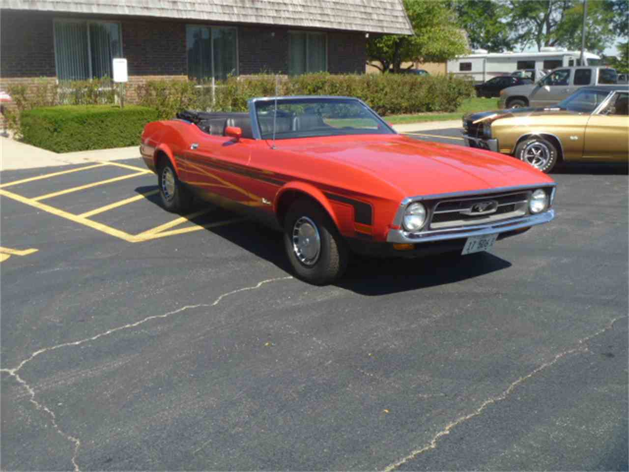 1971 Ford Mustang for Sale | ClassicCars.com | CC-920584