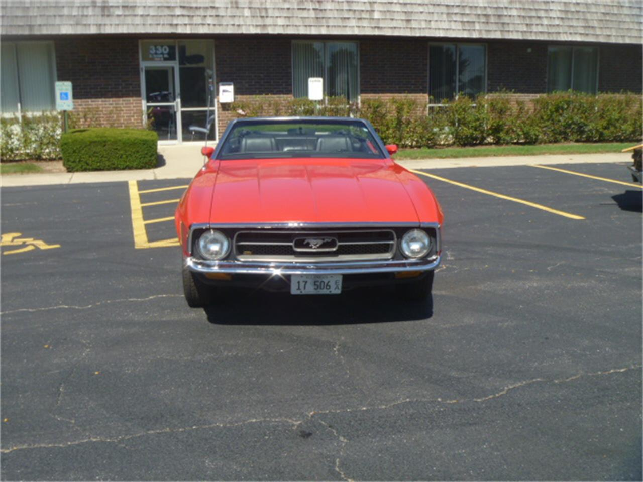 Large Picture of 1971 Mustang Offered by Midwest Muscle Cars - JQBS