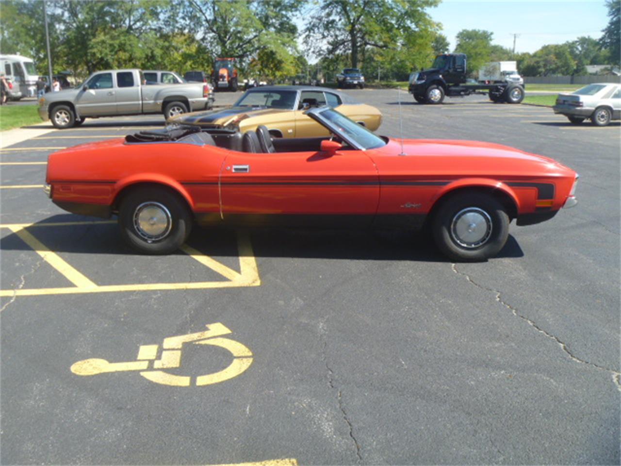 Large Picture of Classic '71 Mustang Offered by Midwest Muscle Cars - JQBS