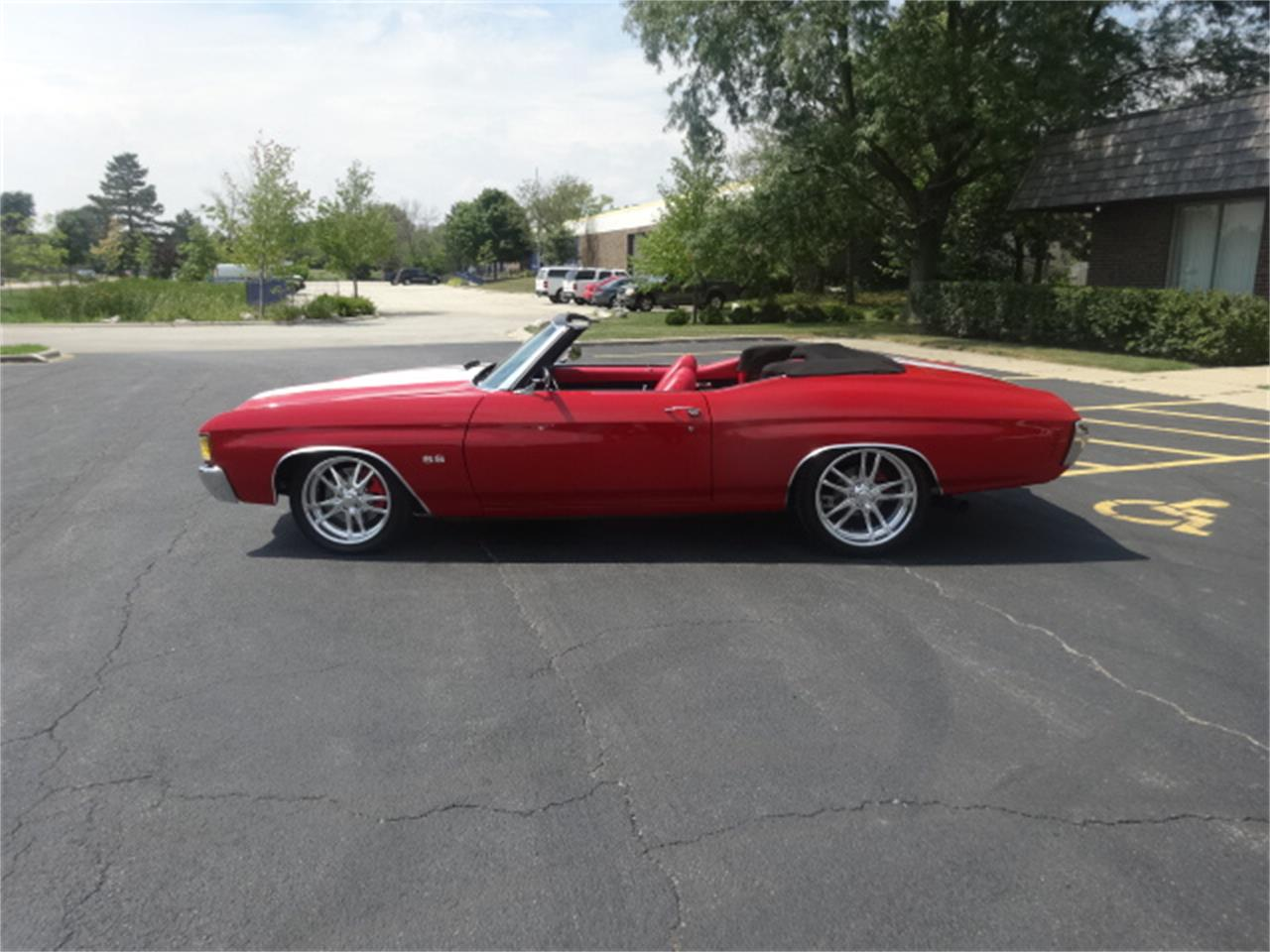 Large Picture of 1972 Chevelle Offered by Midwest Muscle Cars - JQBT