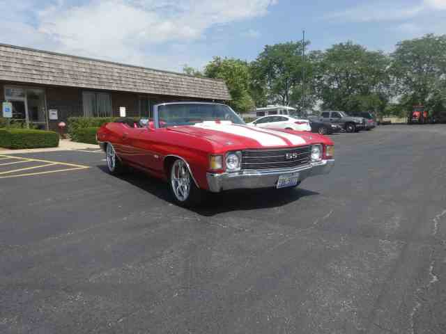 Picture of '72 Chevelle - JQBT