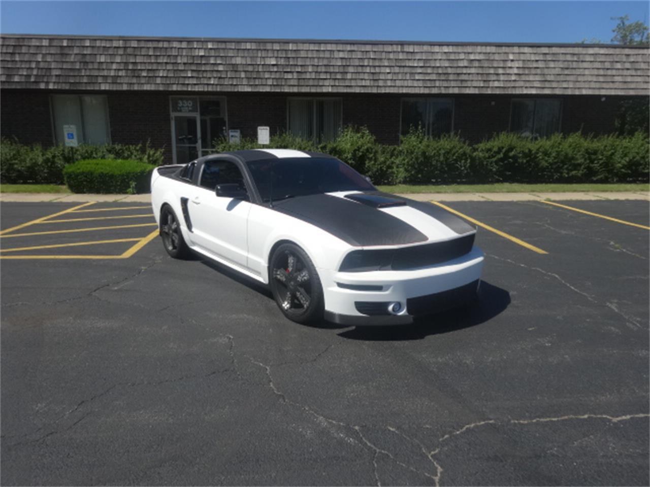 Large Picture of '05 Mustang - JQBU