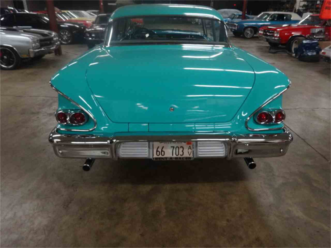 Large Picture of '58 Biscayne - JQBV
