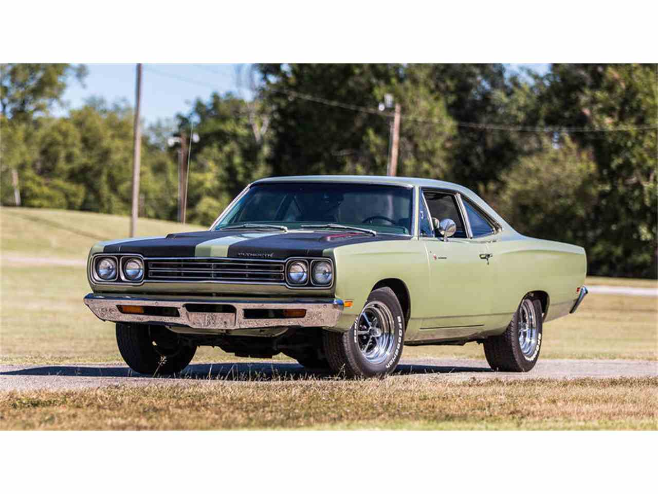 1969 Plymouth Road Runner for Sale   ClassicCars.com   CC-925910