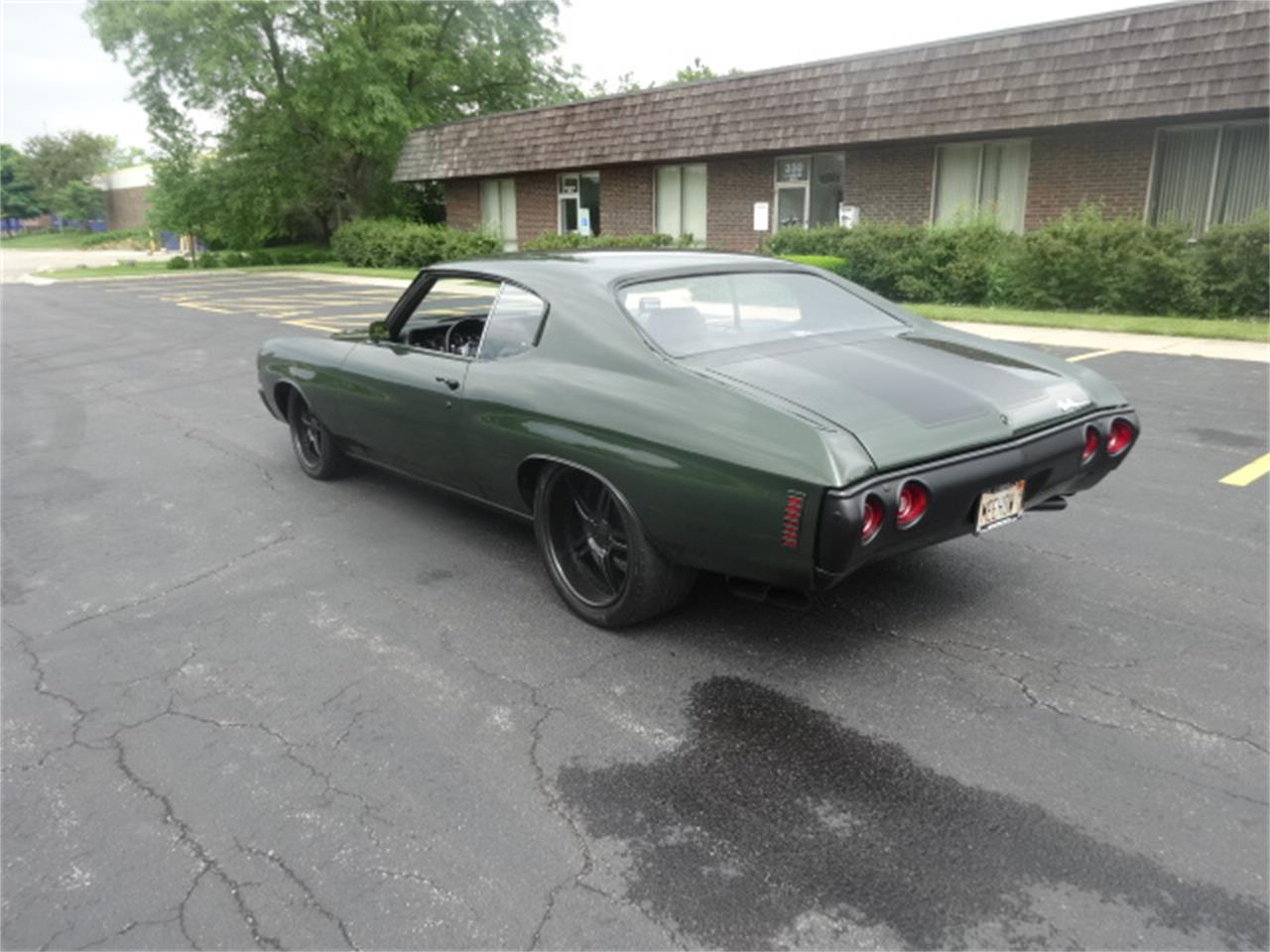 Large Picture of '71 Chevelle - JQC0