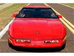 Picture of '90 Corvette ZR1 Auction Vehicle - JUGV
