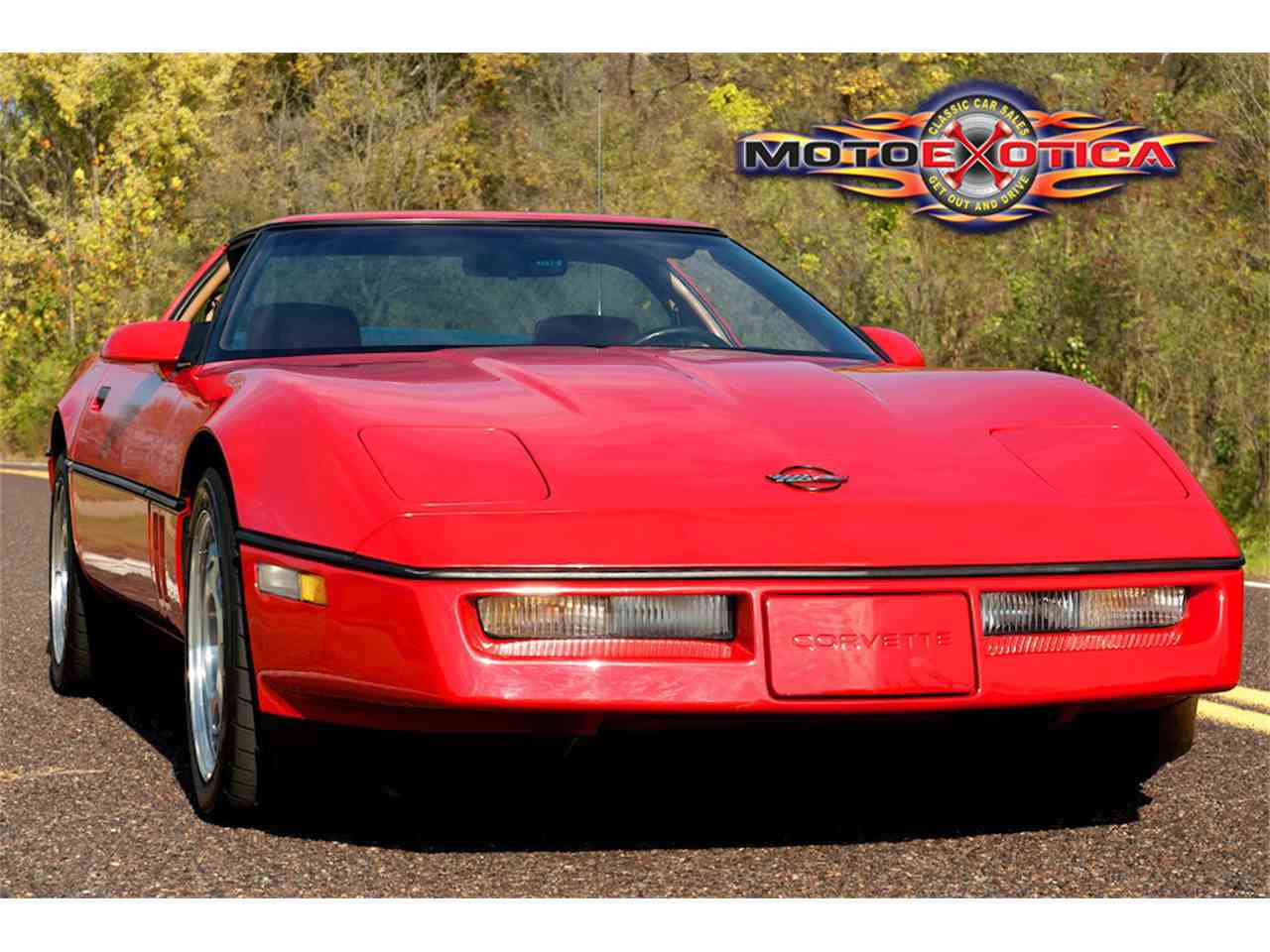 Large Picture of '90 Chevrolet Corvette ZR1 located in Missouri Offered by MotoeXotica Classic Cars - JUGV