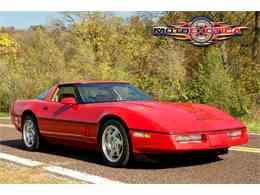 Picture of 1990 Corvette ZR1 Auction Vehicle - JUGV
