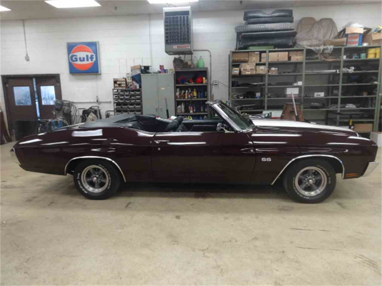 Large Picture of '70 Chevrolet Chevelle  Offered by Midwest Muscle Cars - JQC4