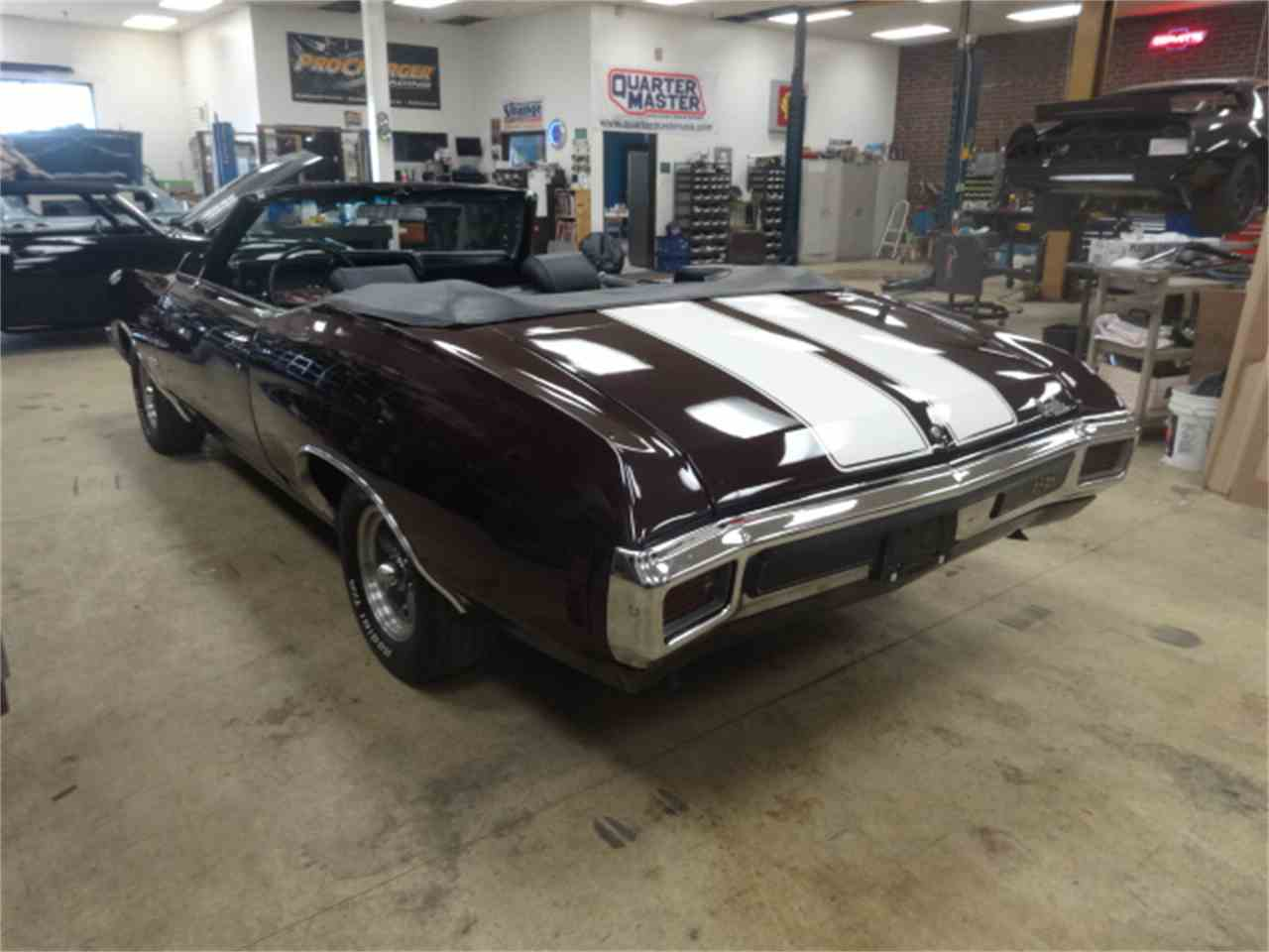 Large Picture of Classic '70 Chevrolet Chevelle  located in Illinois Offered by Midwest Muscle Cars - JQC4
