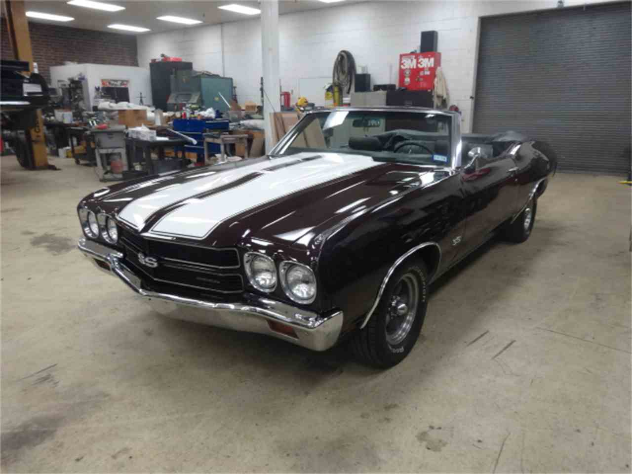 Large Picture of '70 Chevrolet Chevelle  - $39,900.00 - JQC4