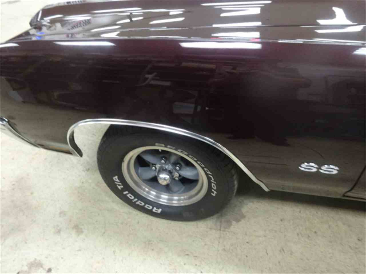 Large Picture of Classic 1970 Chevrolet Chevelle  located in Illinois - $39,900.00 - JQC4