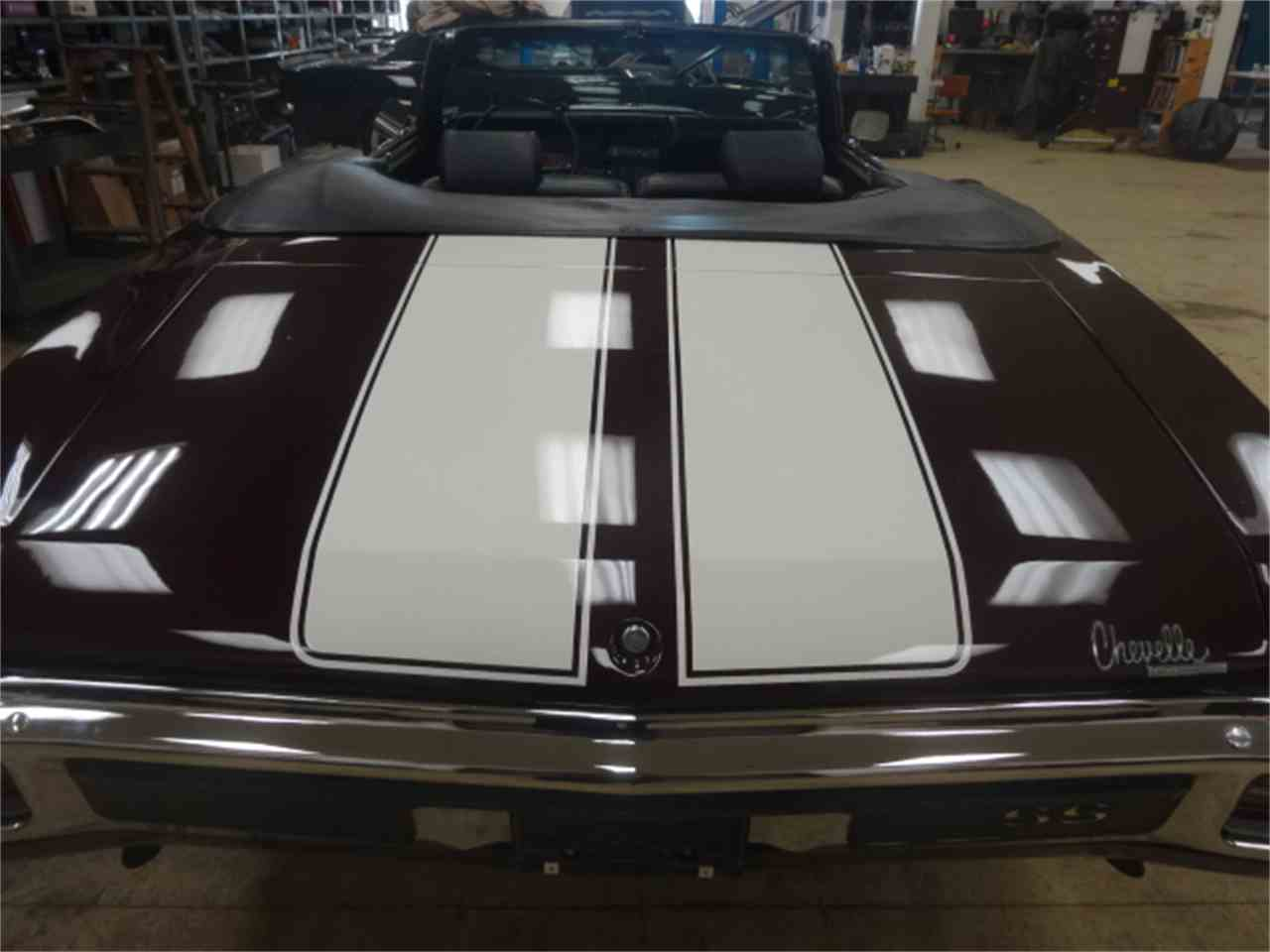 Large Picture of Classic '70 Chevrolet Chevelle  located in Illinois - $39,900.00 Offered by Midwest Muscle Cars - JQC4