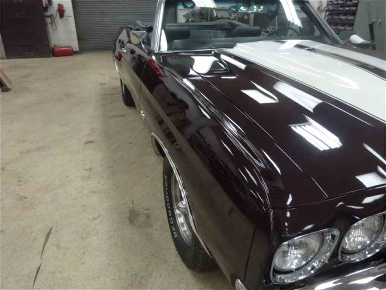 Large Picture of 1970 Chevelle  located in Illinois Offered by Midwest Muscle Cars - JQC4