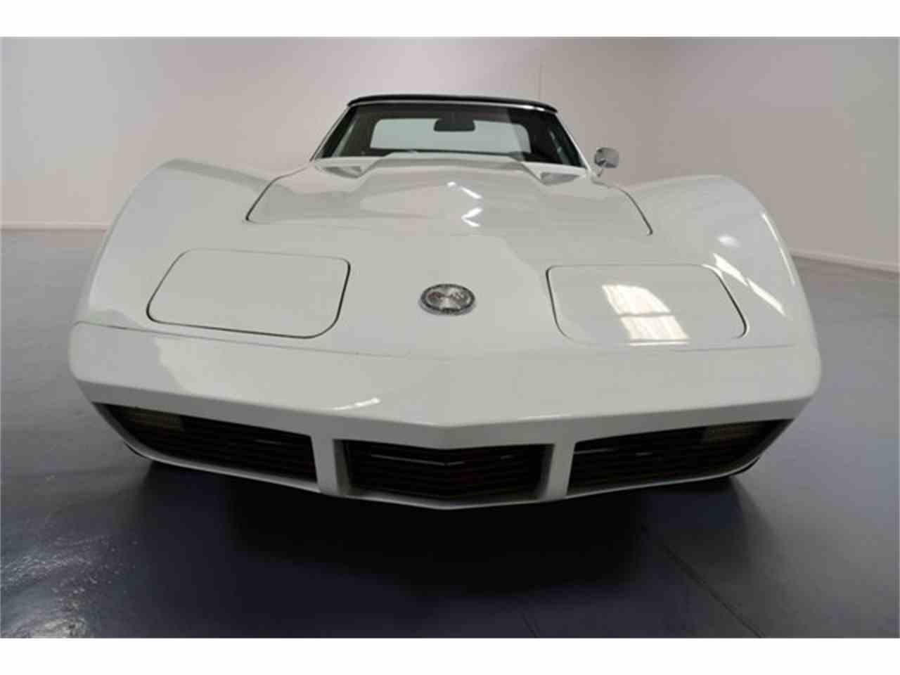 Large Picture of '73 Corvette - JUH9