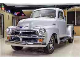 Picture of 1955 Chevrolet 3100 5 Window Deluxe Pickup - JUIZ