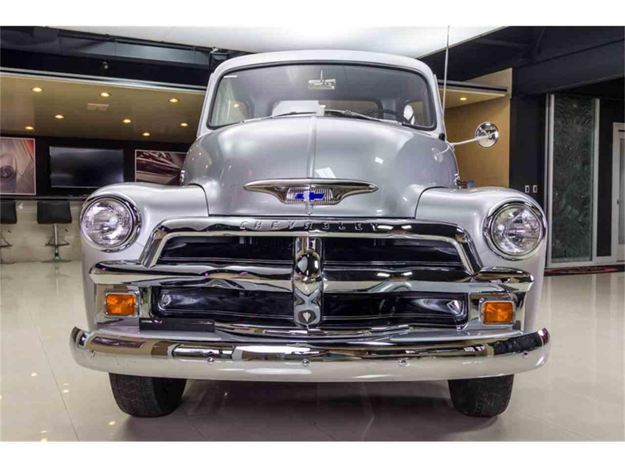 Large Picture of '55 Chevrolet 3100 5 Window Deluxe Pickup located in Michigan - $43,900.00 - JUIZ