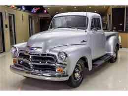 Picture of Classic 1955 3100 5 Window Deluxe Pickup Offered by Vanguard Motor Sales - JUIZ