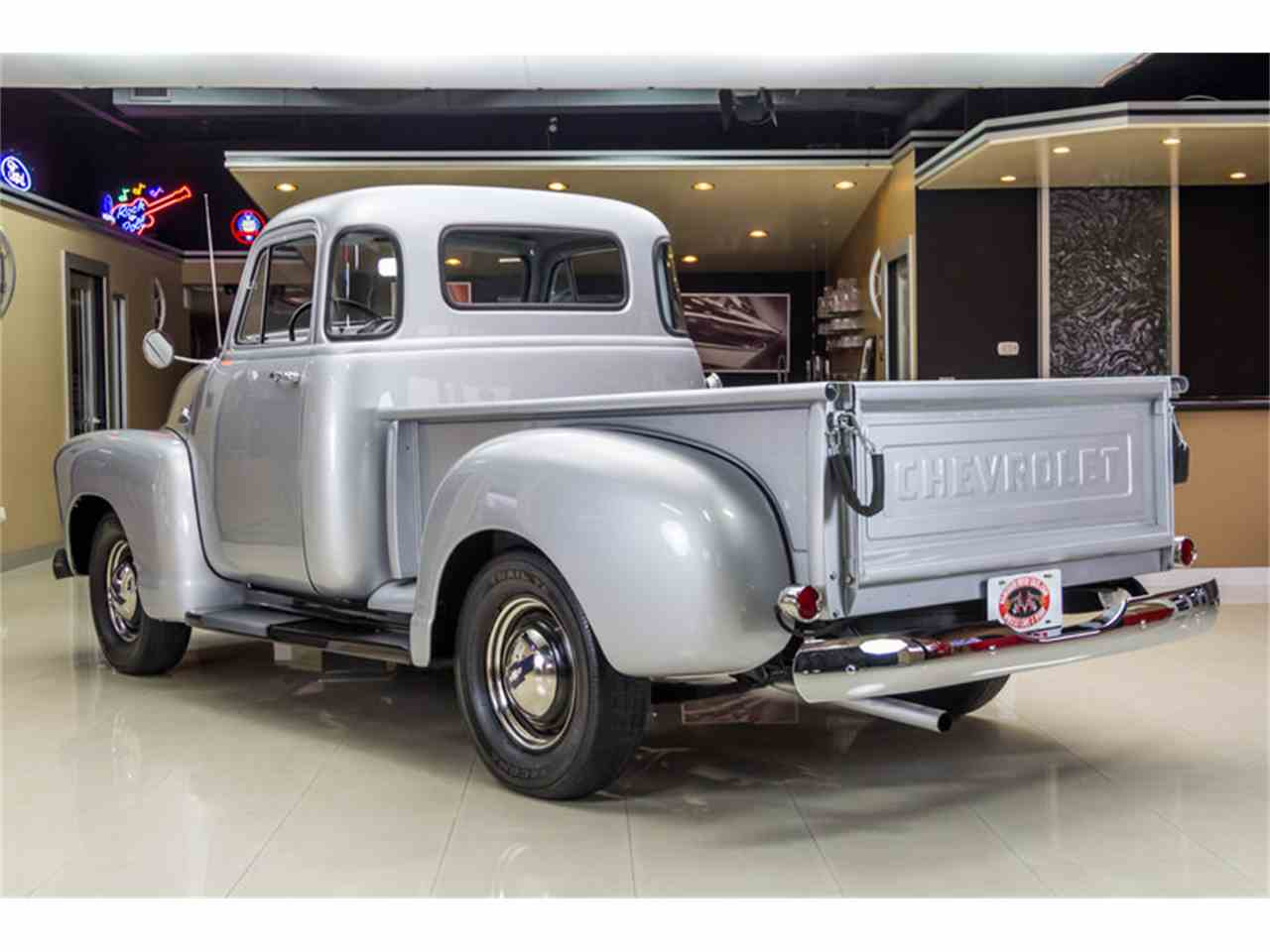 Large Picture of Classic 1955 Chevrolet 3100 5 Window Deluxe Pickup located in Plymouth Michigan - $43,900.00 Offered by Vanguard Motor Sales - JUIZ