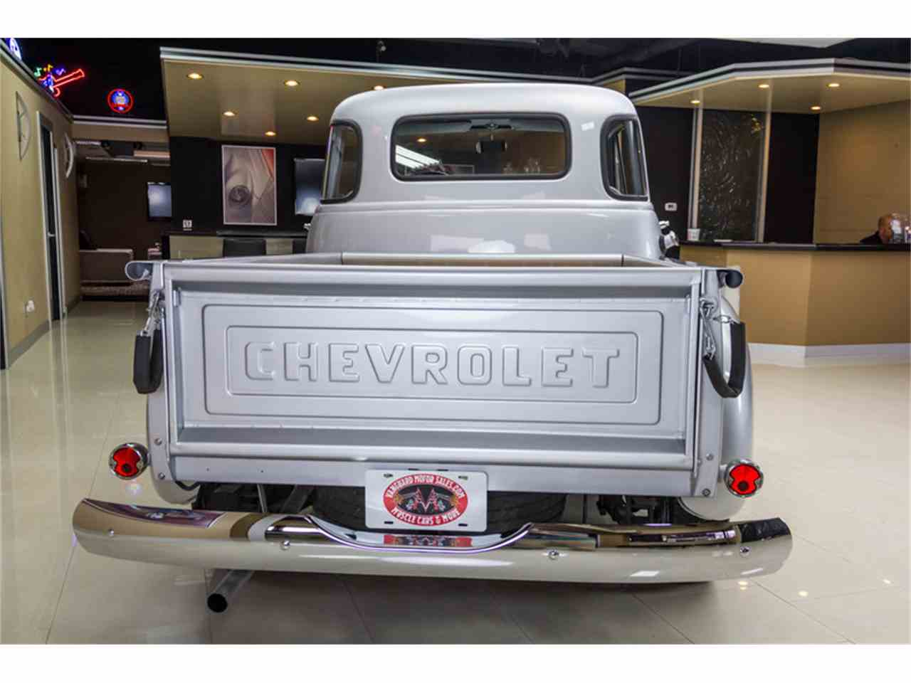 Large Picture of Classic '55 3100 5 Window Deluxe Pickup located in Michigan - JUIZ